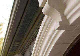 Cast Stone Trim Surround