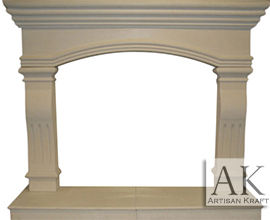 Cambridge Cast Stone Mantel
