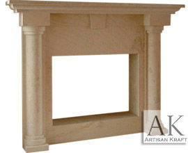 Colonial Marble Fireplace Sale