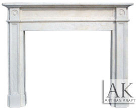 English Regent 2 Marble Fireplace Sale