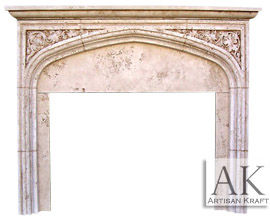 English Tudor 2 w/ Mantel