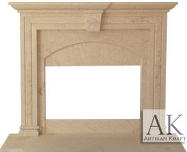 Freemont Fireplace Surround