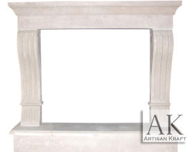 York Cast Stone Surround