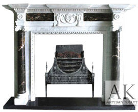 Yorkshire Fireplace Mantel