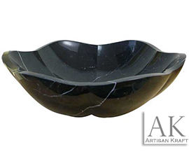 Black Forest Marble Artsink