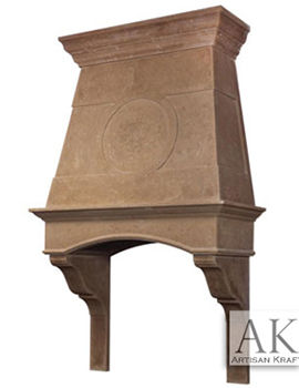 Charleston Decorative Range Hood