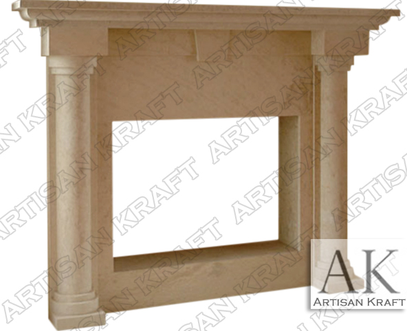 Colonial-Marble-Fireplace-Sale