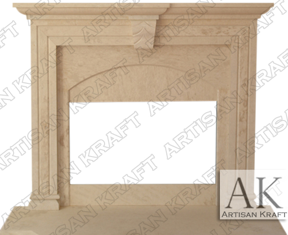 Freemont Traditional Mantel