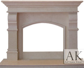 Metropolis Fireplace Surround