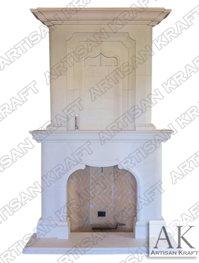Normandy-Cast-Stone-Overmantel
