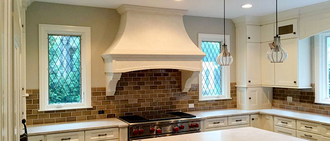 Cast Stone Range Hoods French Country