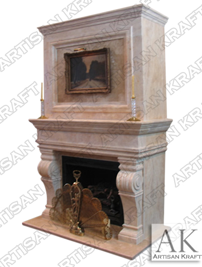 melrose-travertine-overmantel-fireplace-ideas