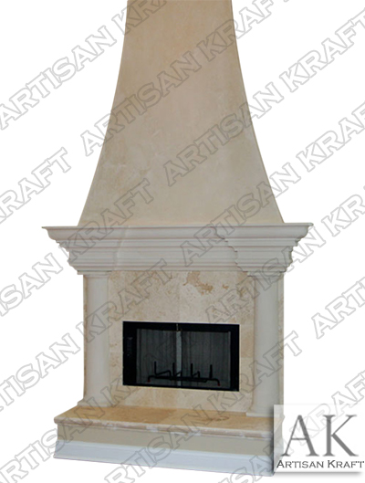 mesa-column-faux-cast-stone-overmantel
