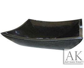 Polished Absolute Black Artsink