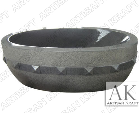 dark-grey-granite-luxury-bathtub