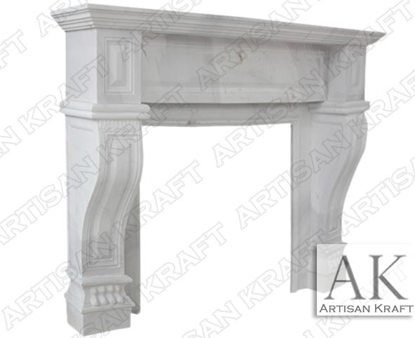 Volakes Italian Regal Fireplace