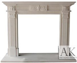 Georgian Colonial Surround Georgia